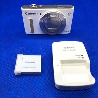 Canon - Canon PowerShot SX610 HS ホワイト