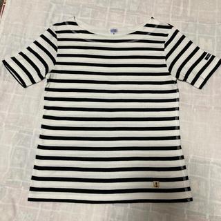 アルモーリュックス(Armorlux)のARMOR LUX ボーダー半袖Tシャツ(Tシャツ(半袖/袖なし))