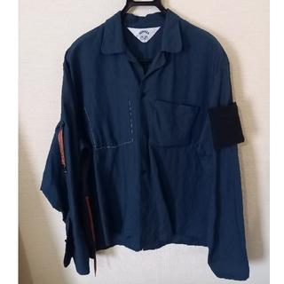 SUNSEA - SUNSEA Linen GIGOLO&GIGOLET Shirt 20ss