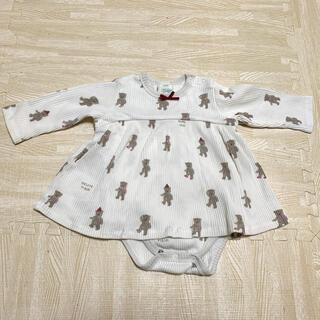 gelato pique - ジェラートピケ ロンパース 子供服
