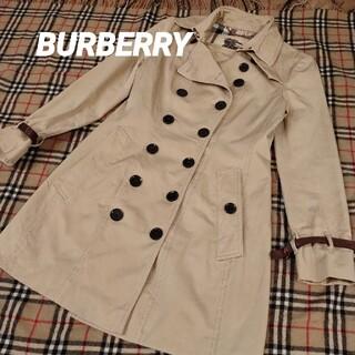 BURBERRY - BURBERRY プローサム トレンチコート バーバリー