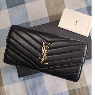 Yves Saint Laurent Beaute - ❤大人気❤ Saint Laurent 長財布 小銭入れ 名刺入れ コインケース