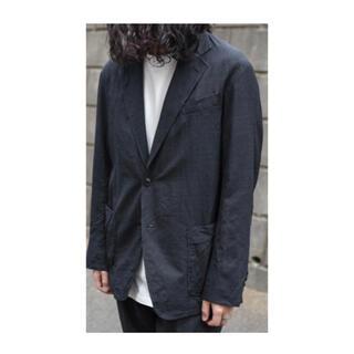 COMOLI - comoli ウール2bジャケット チャコール サイズ2 新品 19ss