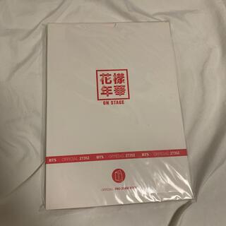 防弾少年団(BTS) - BTS 花様年華 OFFICIAL PROGRAM BOOK