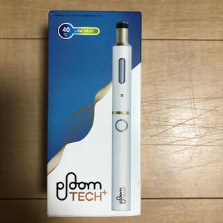 プルームテック(PloomTECH)のブルームテックプラス 白 未使用(タバコグッズ)