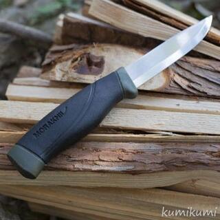 モーラナイフ Mora knife Companion MG ステンレス(その他)