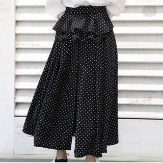 Drawer - 最終!!売れなければ取下!!シートウキョウ SHE tokyo ドット スカート