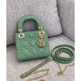 Dior - LADY DIOR ミニバッグ
