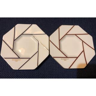 ジバンシィ(GIVENCHY)の新品 GIVENCHY 皿 プレート 食器 ソーサー ジバンシー セット 2点(食器)