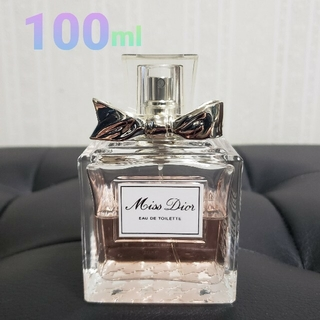 Christian Dior - ミスディオール  オードゥトワレ  100ml  クリスチャン・ディオール