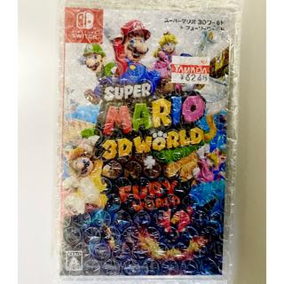 Nintendo Switch - スーパーマリオ 3Dワールド ヒューリーワールド