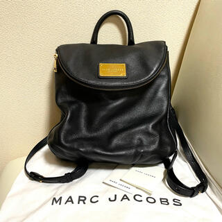 MARC JACOBS - MARC JACOBS マークジェイコブス リュック バックパック レザー