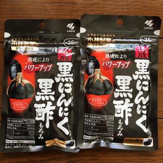 コバヤシセイヤク(小林製薬)の黒にんにく黒酢(ダイエット食品)