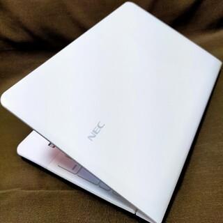 NEC - 高スペック 第3世代i5/高速SSD/LaVie/最新Windows10
