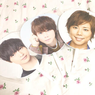 Kis-My-Ft2 - Kis-My-Ft2 団扇セット✩.*˚