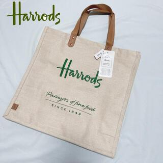 Harrods - Harrods ハロッズ トートバッグ ショッピングバッグ エコバッグ 新品