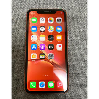 iPhone - iPhone XR 64GB SIMフリー