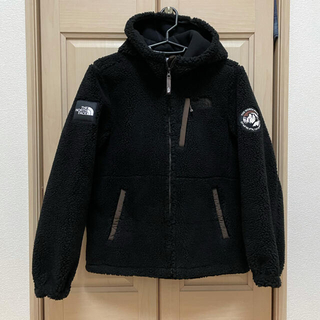THE NORTH FACE - THE NORTH FACE K'S RIMO FLEECE HOODIE