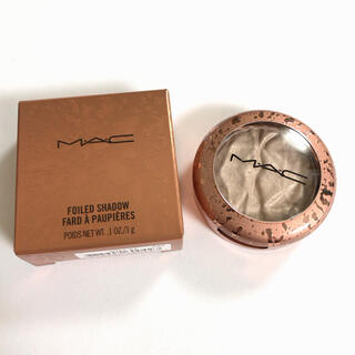 MAC - 【最終値下げ★】M.A.C フォイルドシャドウ ホワイトオート