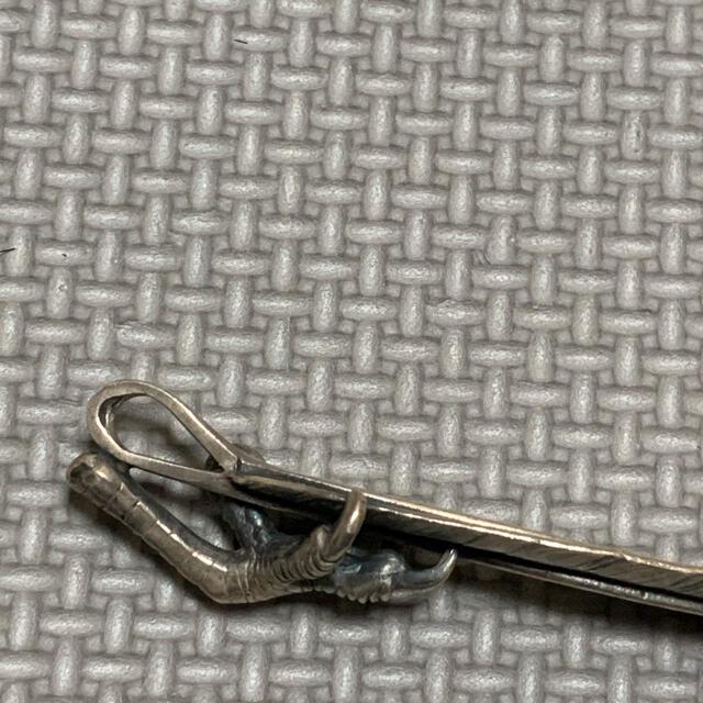 goro's(ゴローズ)の期間限定値下げ goro's ゴローズ  銀爪特大フェザー OLD メンズのアクセサリー(ネックレス)の商品写真