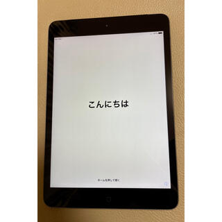 ☆iPad mini2 16GB wifi+セルラー スペースグレイ☆