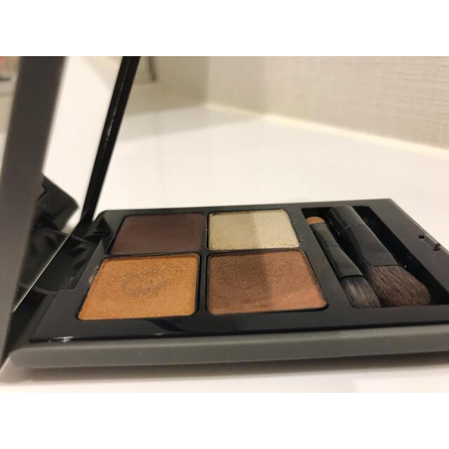 THREE(スリー)のTHREE スリー 4Dプラスアイパレット コスメ/美容のベースメイク/化粧品(アイシャドウ)の商品写真
