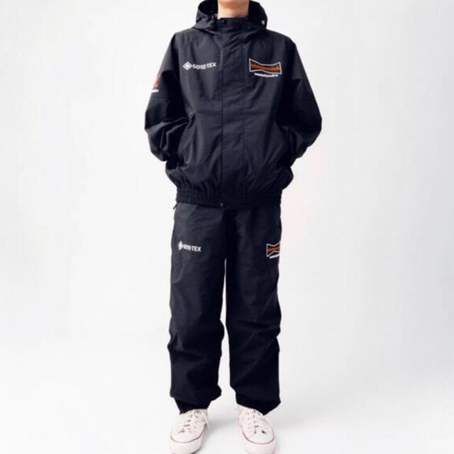 GDC(ジーディーシー)のthisisneverthat × Wasted youth  セットアップ メンズのジャケット/アウター(ナイロンジャケット)の商品写真