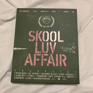 ボウダンショウネンダン(防弾少年団(BTS))のBTS SKOOL LUV AFFAIR CD(K-POP/アジア)