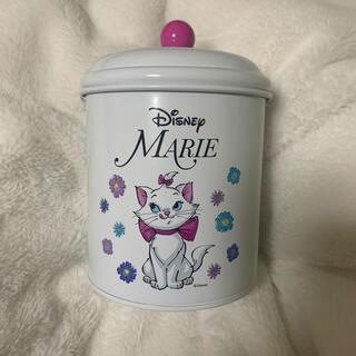 Disney - ディズニー ホワイトデー マリー キャニスター缶