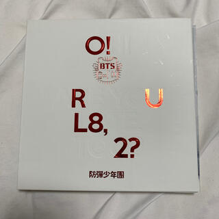 ボウダンショウネンダン(防弾少年団(BTS))のBTS O! R U L8,2? CD(K-POP/アジア)