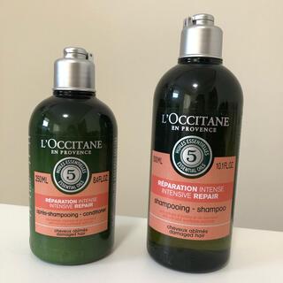 L'OCCITANE - ロクシタン ファイブハーブス リペアリングシャンプー/コンディショナー