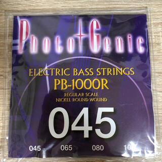フォトジェニック(Photogenic)のベース 弦 PB-1000R(弦)