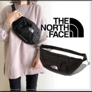 THE NORTH FACE - 【未開封新品】ノースフェイス ボディーバック 3L 黒色 男女兼用 刺繍ロゴ