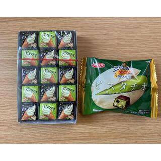 【即購入OK】チロルチョコ ピスタチオ ローソン限定 チョコレート 菓子(菓子/デザート)
