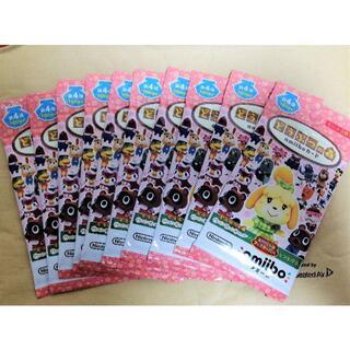 ニンテンドースイッチ(Nintendo Switch)の新品送料込 どうぶつの森 amiiboカード 第4弾 10パックセット(Box/デッキ/パック)