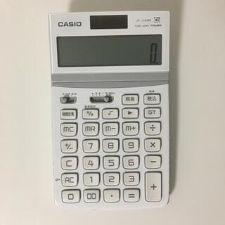 カシオ(CASIO)のCASIO 12桁電卓 JF-Z200 カシオ(オフィス用品一般)