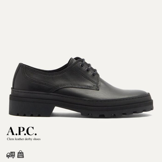 A.P.C - A.P.C. Clem ダービー  サイズ40 シューズ 革靴