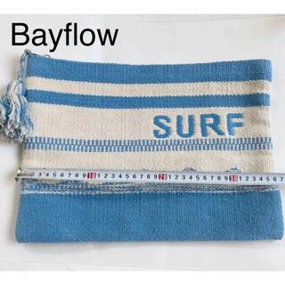 BAYFLOW - Bayflow surf クラッチバッグ ポーチ