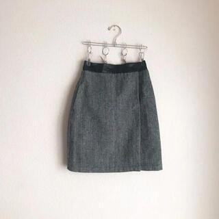 ハレ(HARE)のHARE レザー スカート EMODA SLY ZARA H&M KBF(ひざ丈スカート)