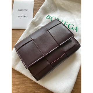 Bottega Veneta - 【新品未使用】BOTTEGA VENETA 3つ折り財布 NAPPA