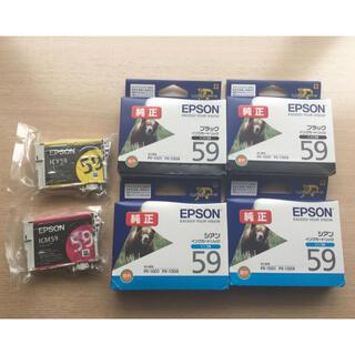 EPSON 純正インクカートリッジ 59