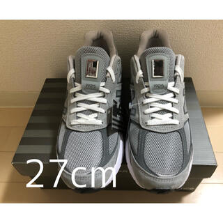 ニューバランス(New Balance)のnew balance 990 v5 gray(スニーカー)
