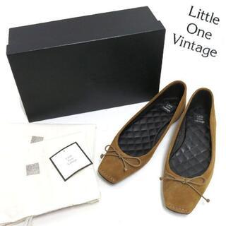 Shinzone - Little One Vintage BALLET SHOES バレエシューズ
