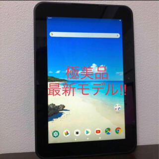 ANDROID - 【最新モデル 追加出品!】 大画面 日本製 Android タブレット 本体