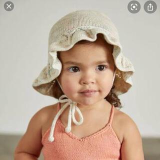 Caramel baby&child  - 【新品】misha and puff サンハット 6-8y