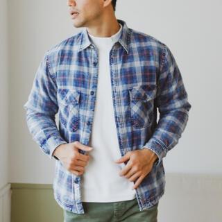 BAYFLOW - 最終値下! 完売 ベイフロー ウラボアチェックシャツ M/TMT ロンハーマン