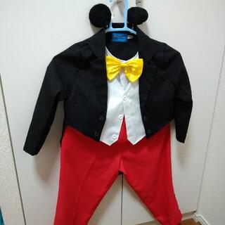 Disney - ミッキーコスチューム【110センチ】