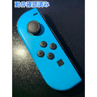 Nintendo Switch - Nintendo Switch Joy-Con ネオンブルー (L)ジョイコン左
