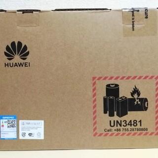 HUAWEI - 新品未使用 Huawei Matebook X 2020 最新モデル