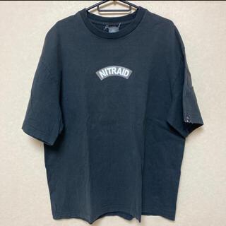 ナイトレイド(nitraid)のナイトレイド nitraid アギト AGITO XLサイズ XL 黒T(Tシャツ/カットソー(半袖/袖なし))